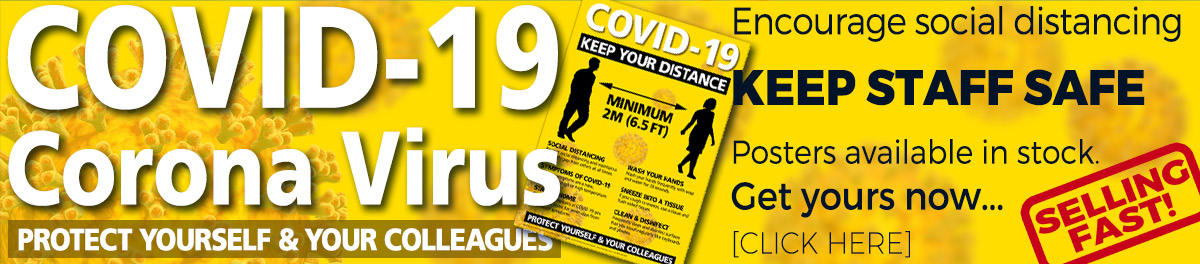 NEW - COVID-19 Poster